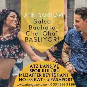 Latin dansları, salsa, cha cha, bachata, izmir dans, salsa izmir, izmir salsa